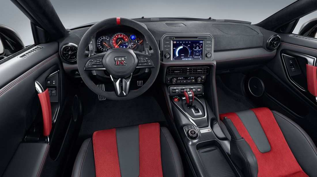 99 Best 2020 Nissan Gt R Nismo Redesign And Concept