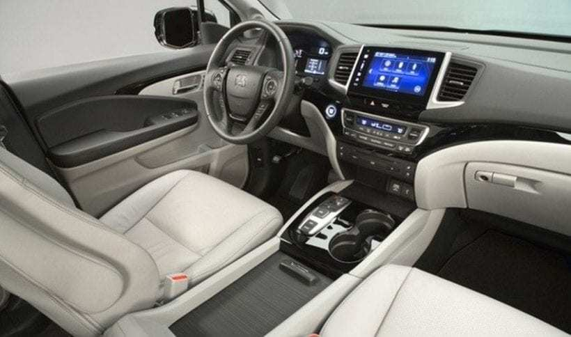 99 Best Honda Pilot 2020 Interior Photos