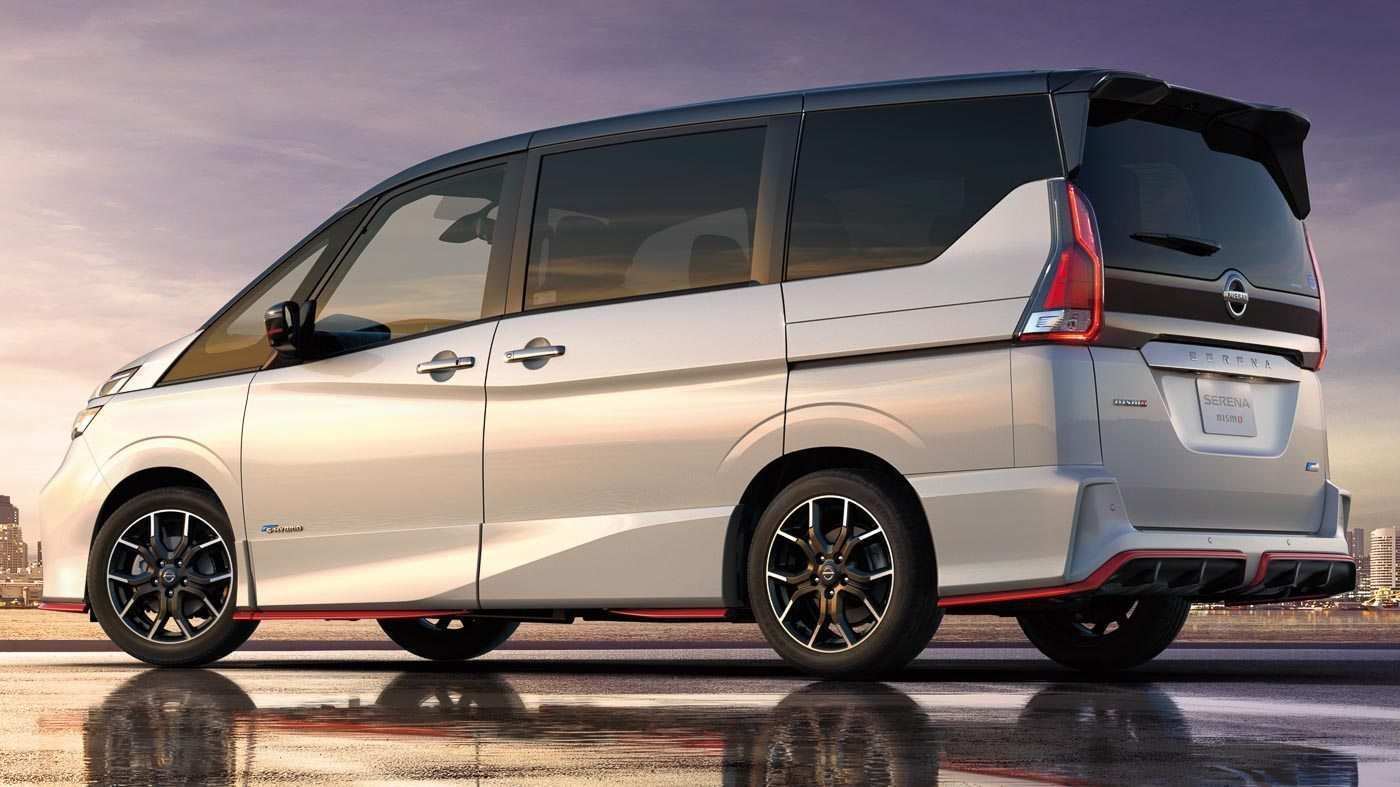 99 Best Nissan Serena 2020 Concept And Review