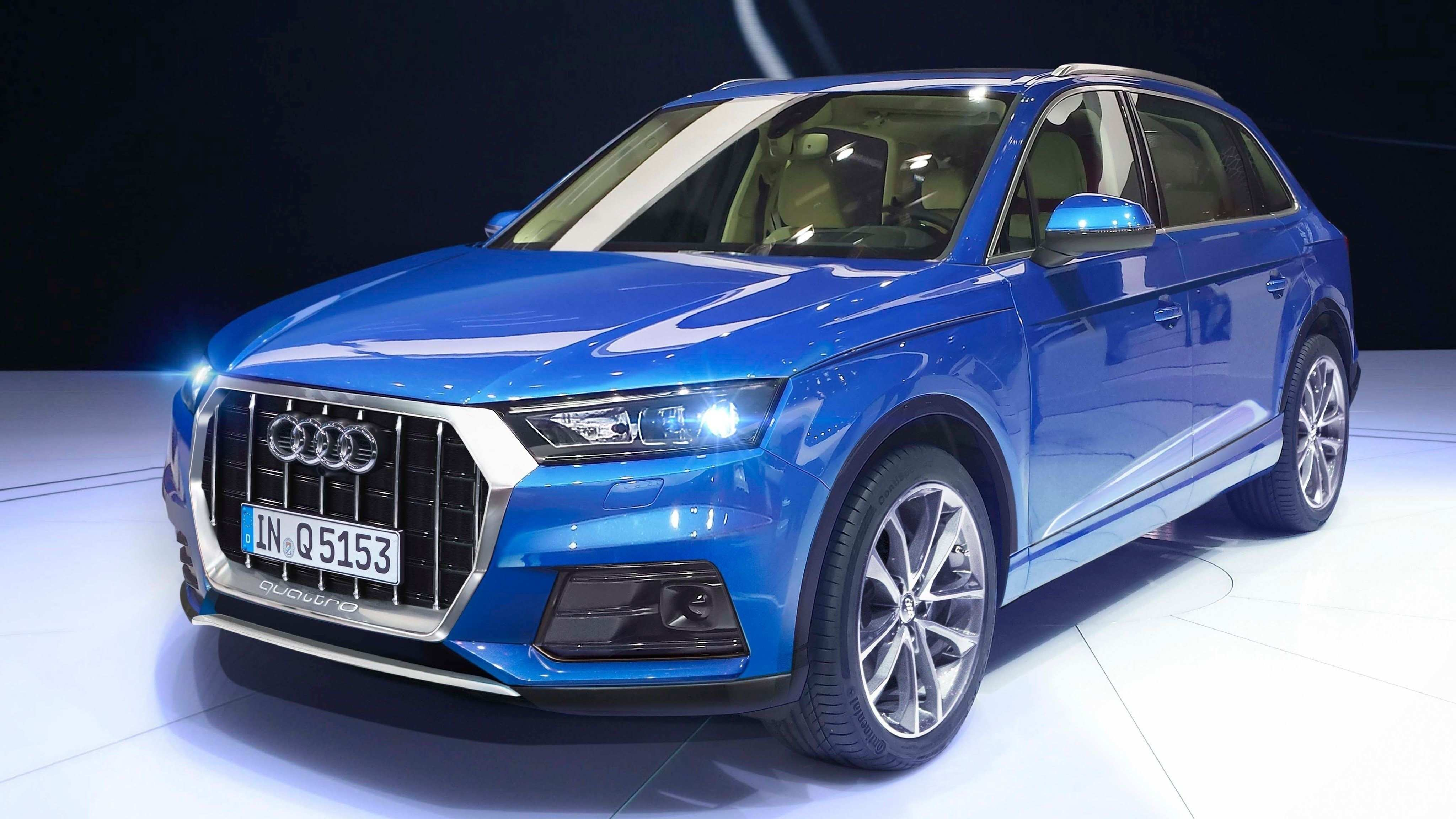 99 Best When Do The 2020 Audi Q5 Come Out First Drive
