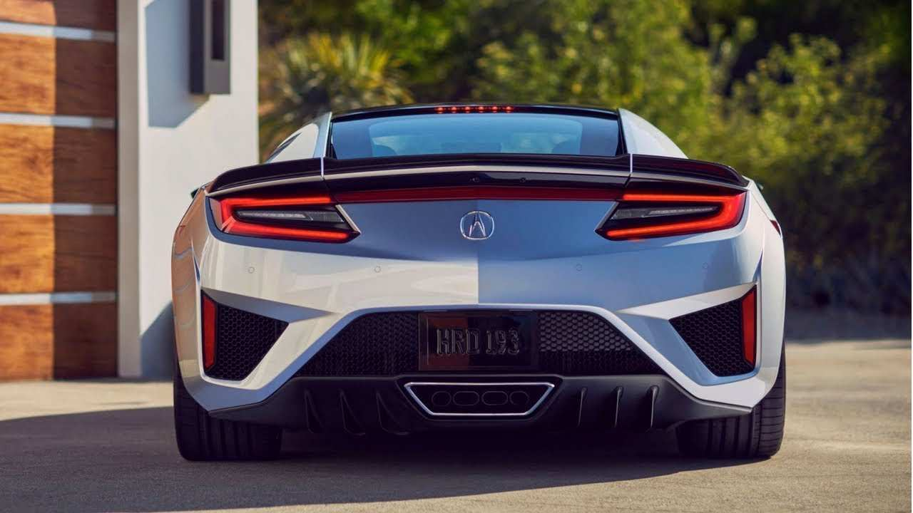 99 New 2019 Acura NSX Images