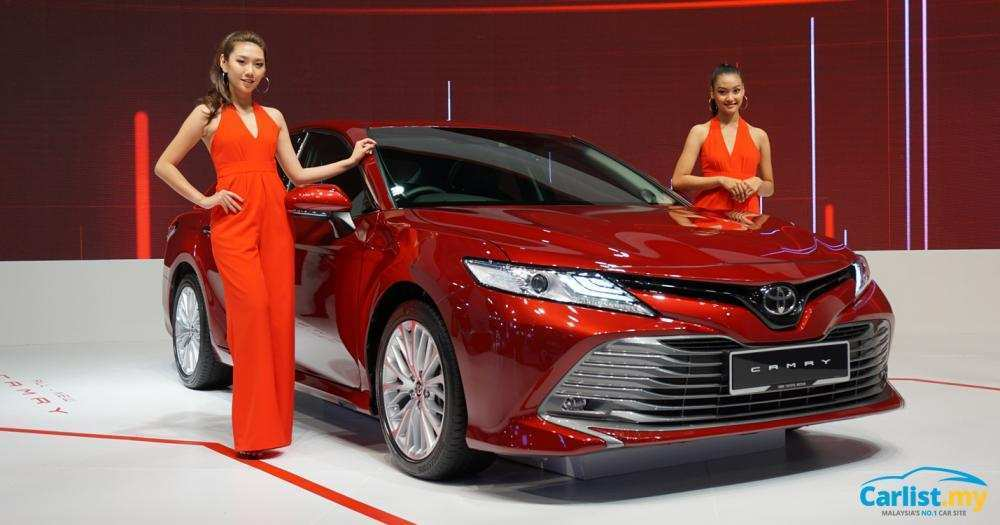 99 New 2019 All Toyota Camry Reviews