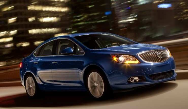 99 New 2019 Buick Verano First Drive