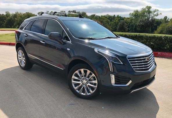 99 New 2019 Cadillac XT5 Review And Release Date