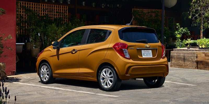 99 New 2019 Chevrolet Spark Redesign And Concept