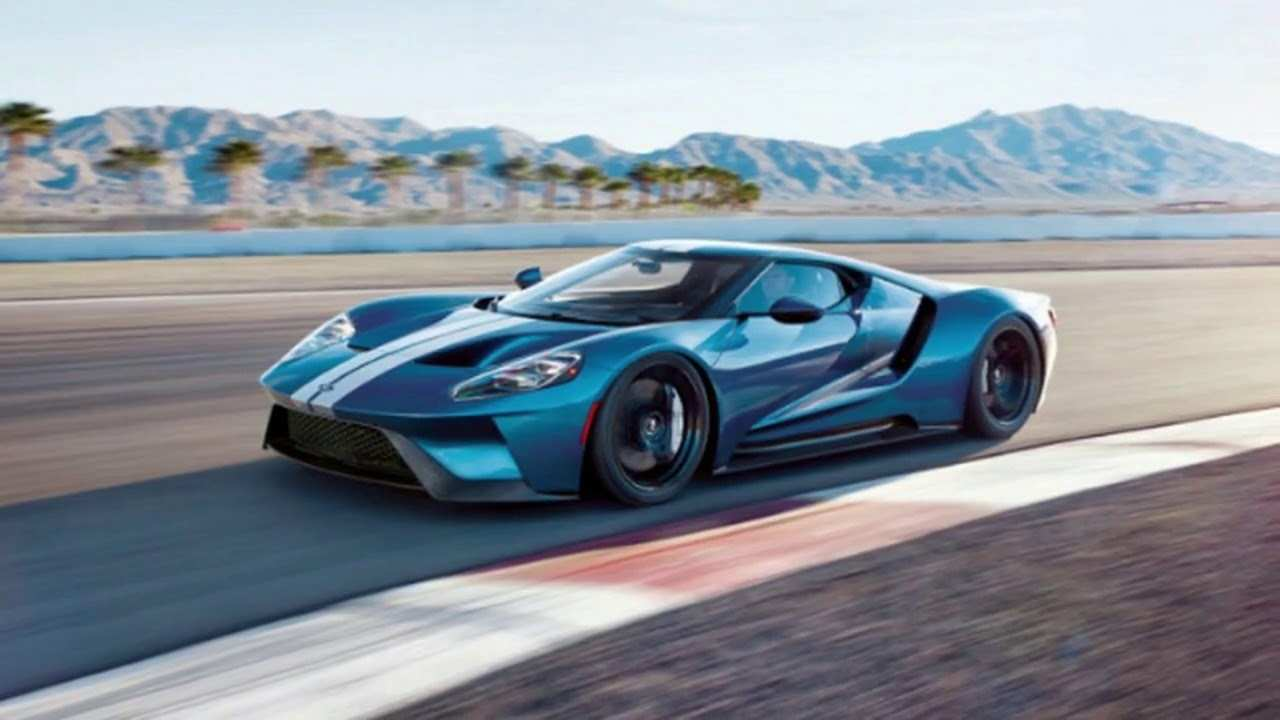 99 New 2019 Ford GT40 Price And Review