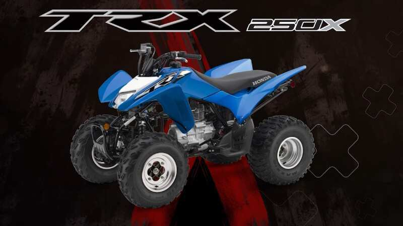 99 New 2019 Honda Trx250X Redesign And Concept