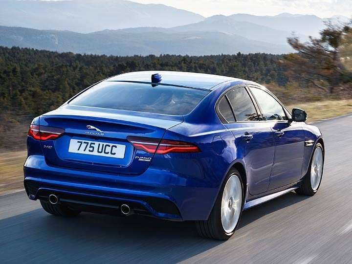 99 New 2019 Jaguar XE Spesification