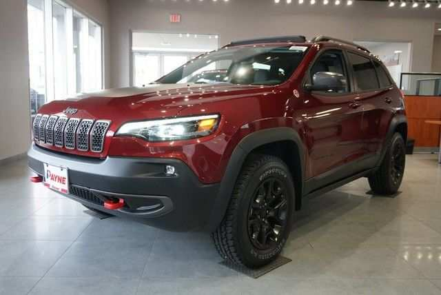 99 New 2019 Jeep Trail Hawk First Drive