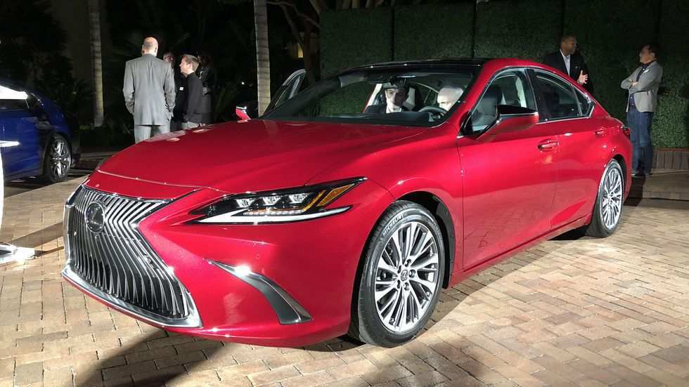 99 New 2019 Lexus Es 350 Pictures Research New