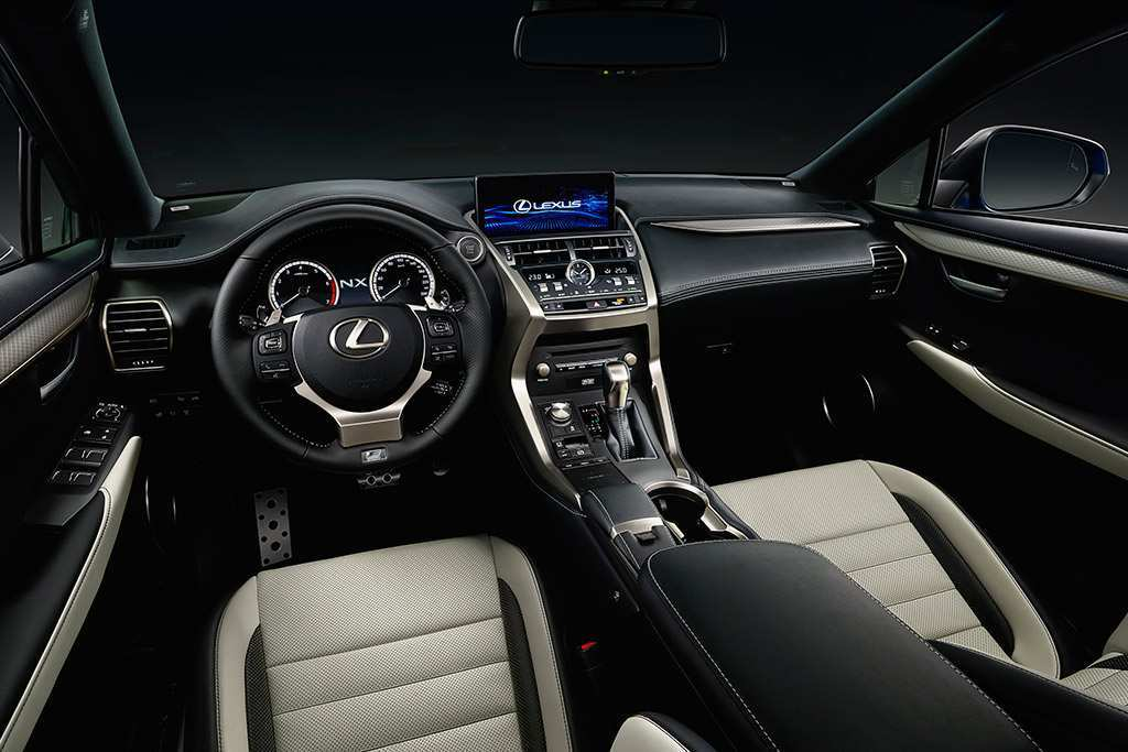 99 New 2019 Lexus NX 200t Ratings