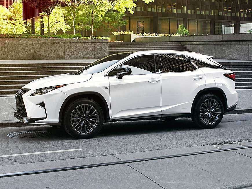 99 New 2019 Lexus RX 350 Price Design And Review