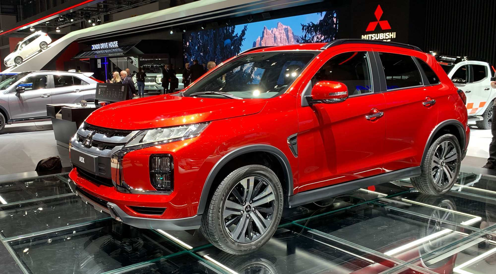 99 New 2019 Mitsubishi Asx Picture