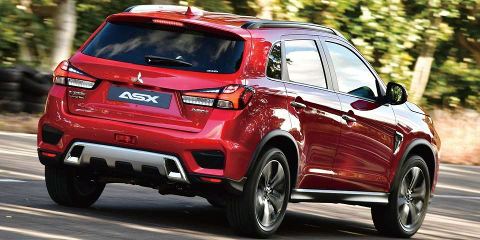 99 New 2019 Mitsubishi Asx Redesign And Review