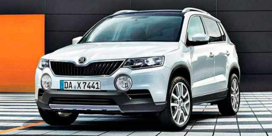 99 New 2019 Skoda Roomster Picture