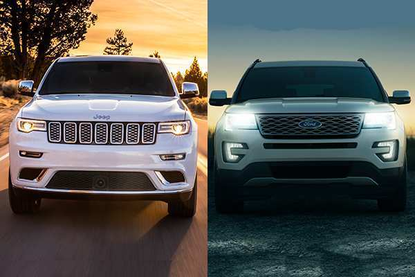 99 New 2019 The Ford Explorer Prices
