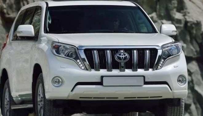99 New 2019 Toyota Prado Price Design And Review