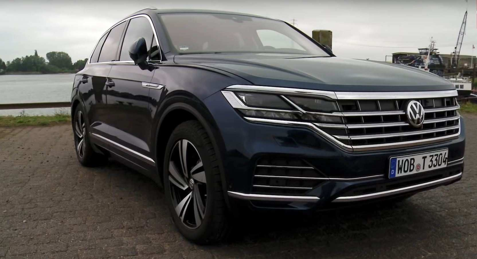 99 New 2019 Volkswagen Touareg Research New