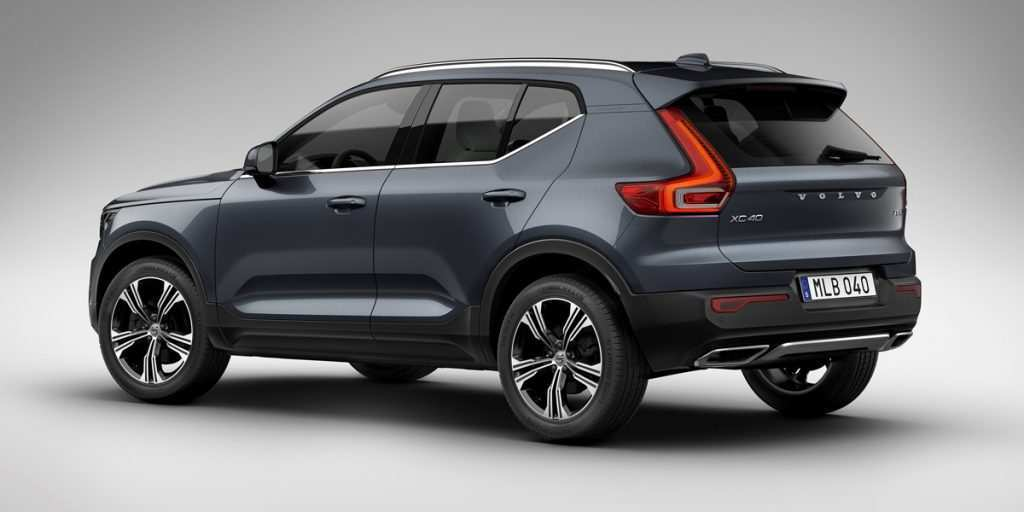 99 New 2019 Volvo Xc40 Mpg Release Date And Concept