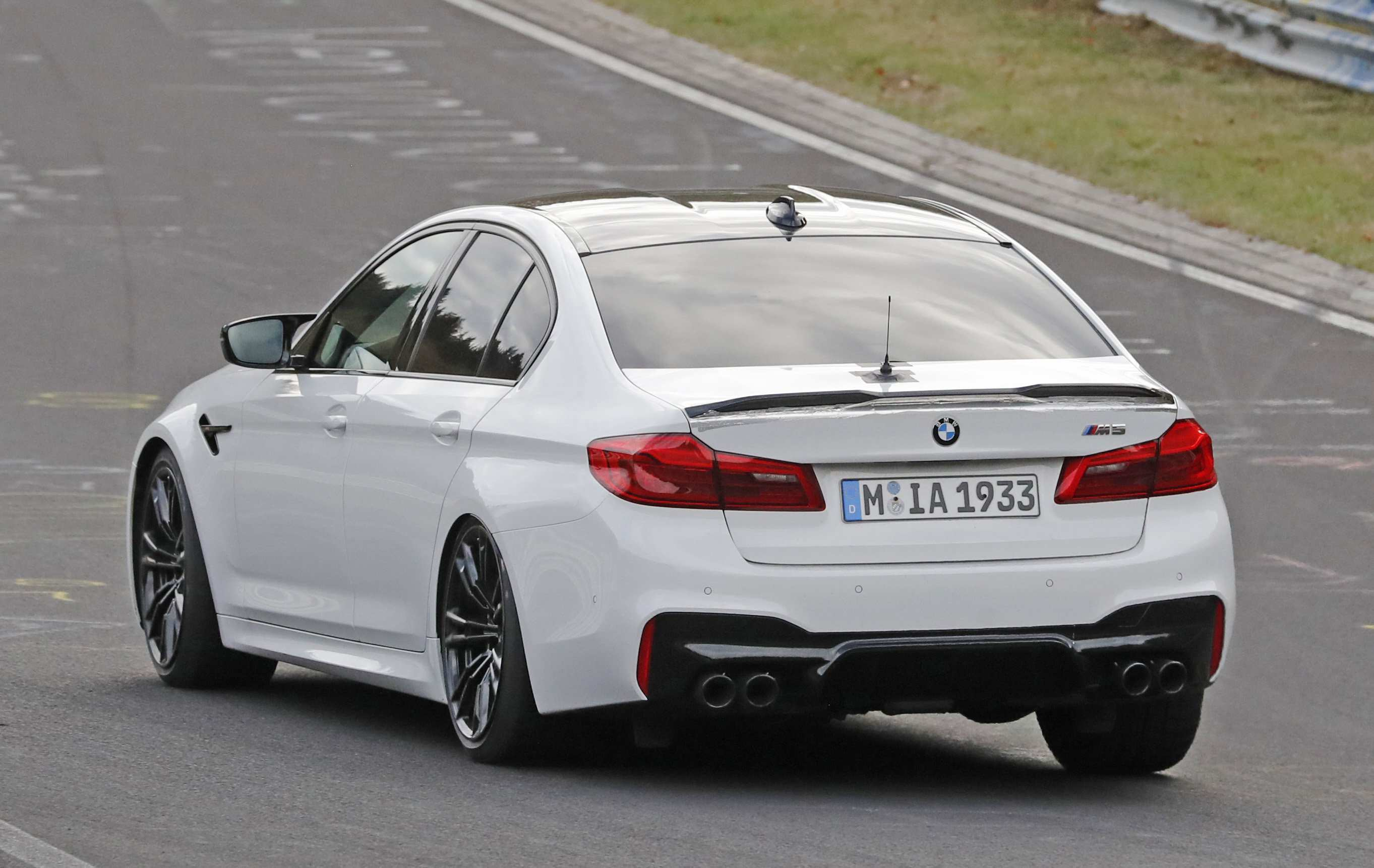 99 New 2020 BMW M5 Concept And Review