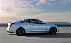 99 New 2020 Cadillac ATS V Coupe Redesign And Review
