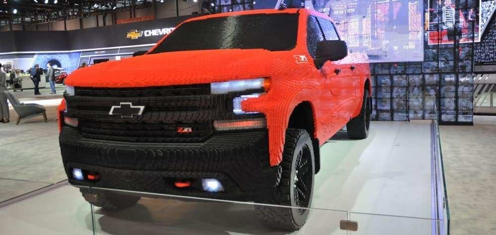 99 New 2020 Chevrolet Silverado Redesign