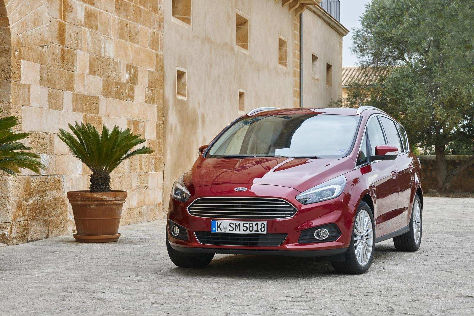 99 New 2020 Ford S Max Release Date And Concept