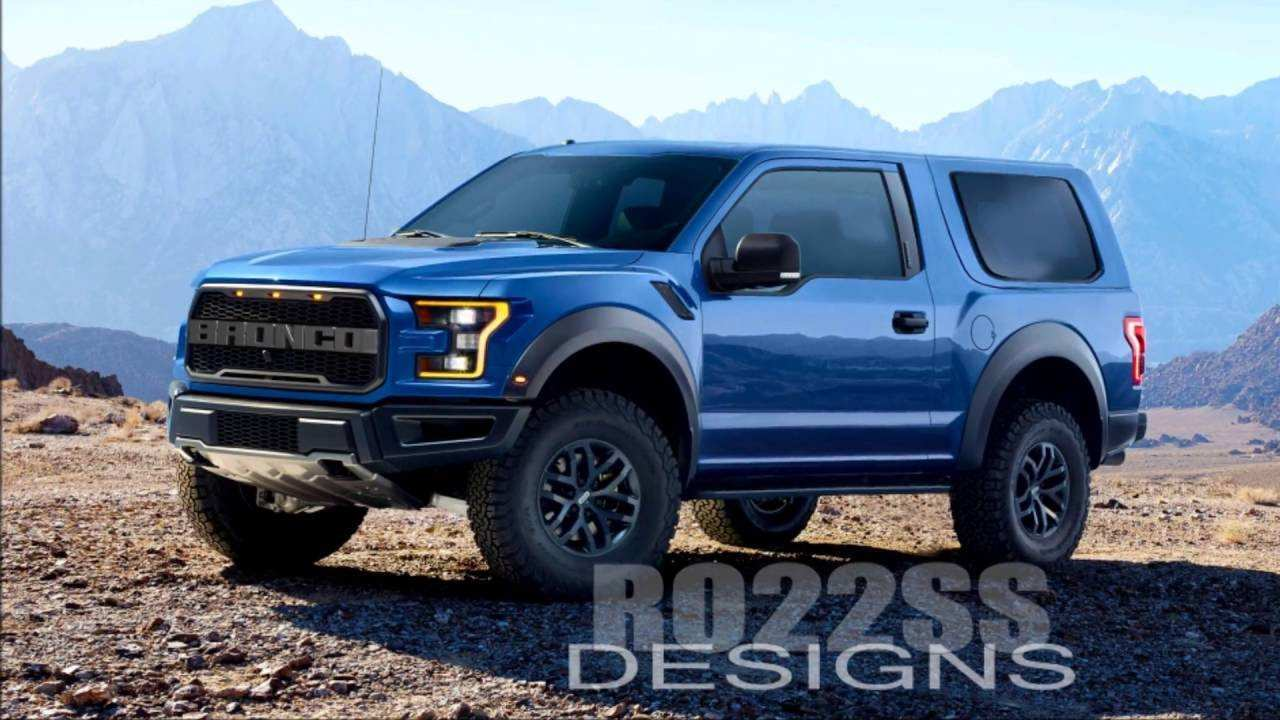 99 New 2020 Ford Svt Bronco Raptor New Review