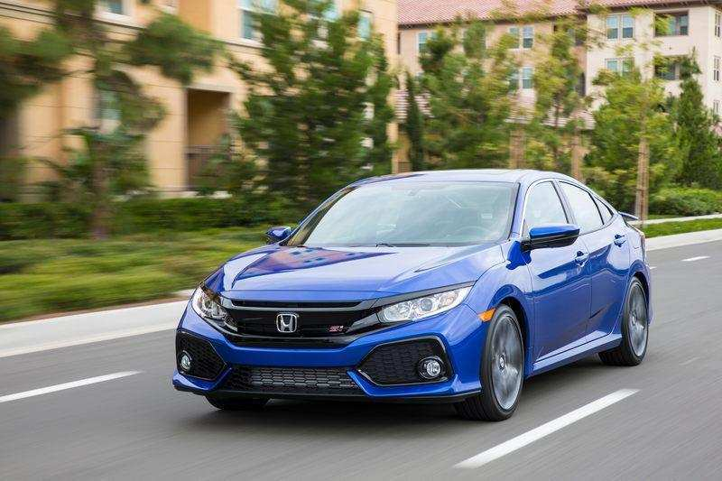 99 New 2020 Honda Civic Si Sedan Wallpaper