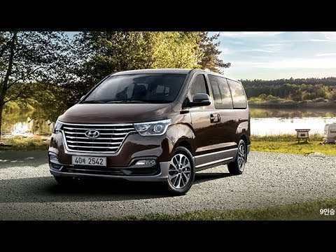 99 New 2020 Hyundai Starex Exterior And Interior