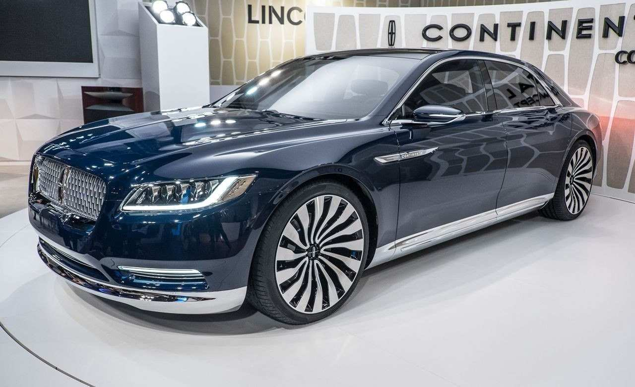 99 New 2020 Lincoln Town Release Date And Concept