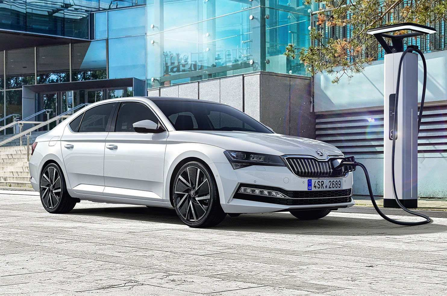 99 New 2020 New Skoda Superb New Model And Performance