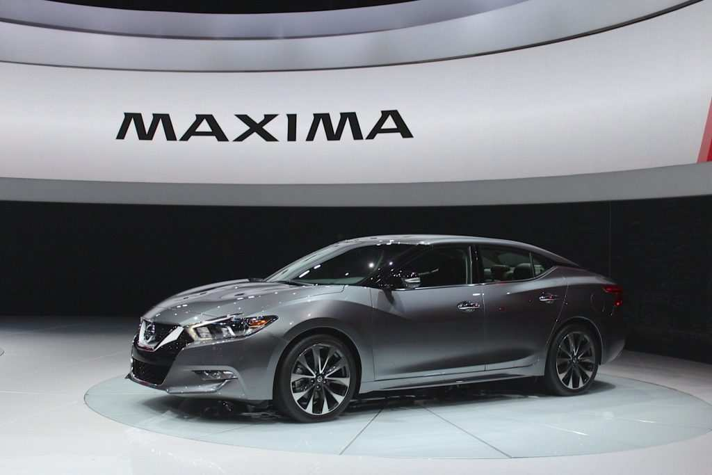 99 New 2020 Nissan Maxima Detailed Price