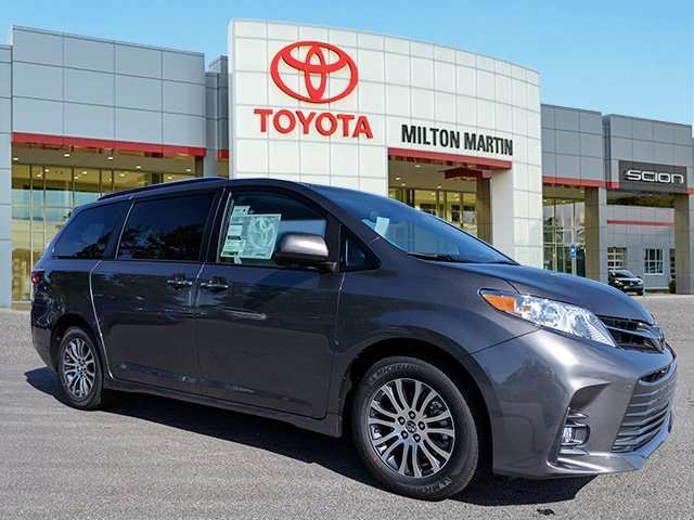 99 New 2020 Toyota Sienna Photos