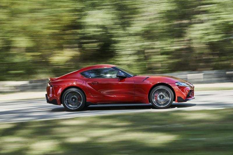 99 New 2020 Toyota Supra Quarter Mile Wallpaper