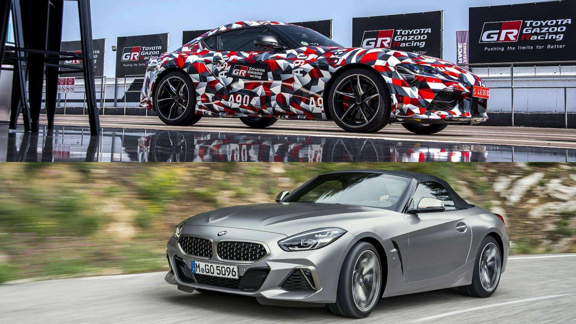 99 New 2020 Toyota Supra Vs BMW Z4 Prices