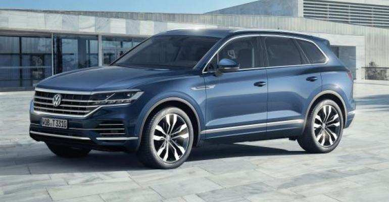 99 New 2020 Volkswagen Touareg Pricing
