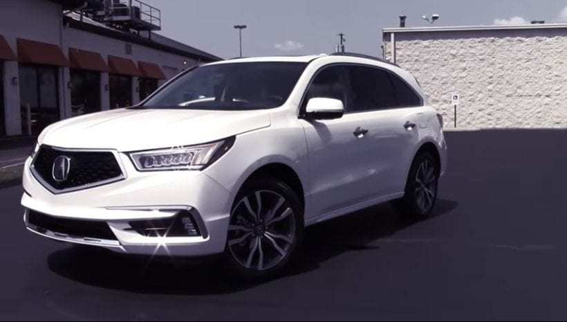 99 New Acura Mdx 2020 New Model Interior