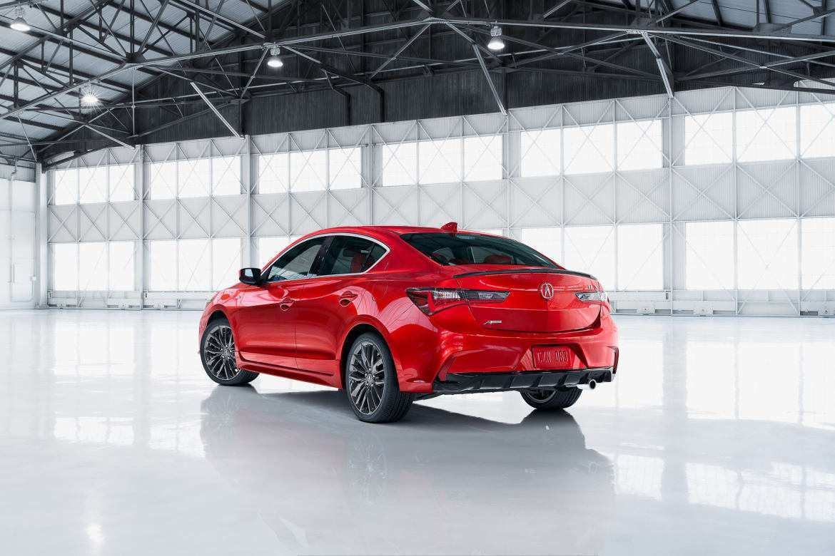 99 The 2019 Acura ILX Engine