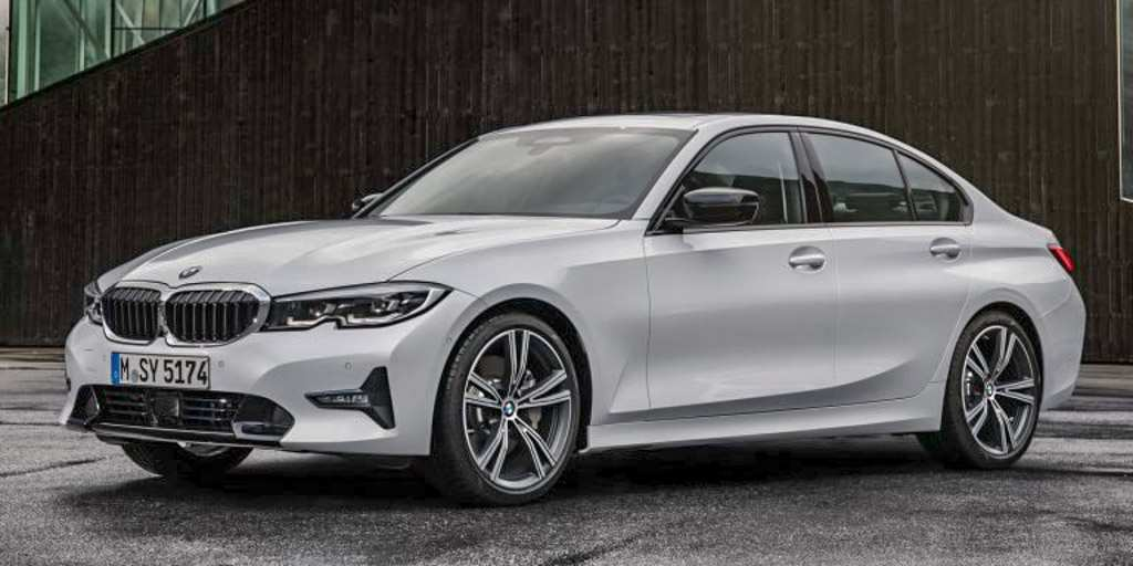 99 The 2019 BMW 3 Series Picture