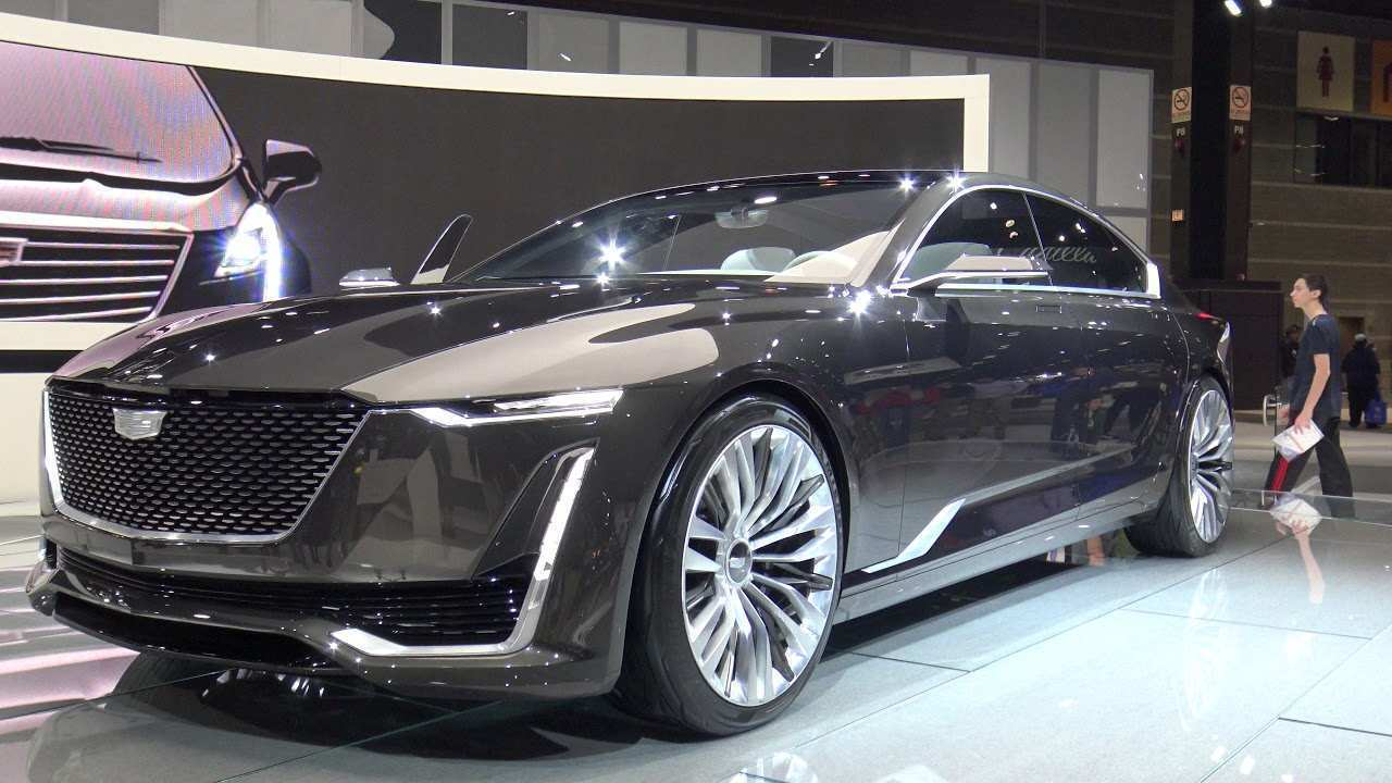 99 The 2019 Cadillac Elmiraj Wallpaper