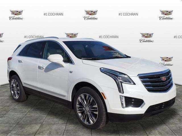 99 The 2019 Cadillac XT5 Wallpaper