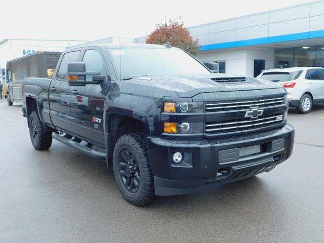 99 The 2019 Chevy 2500Hd Price And Release Date