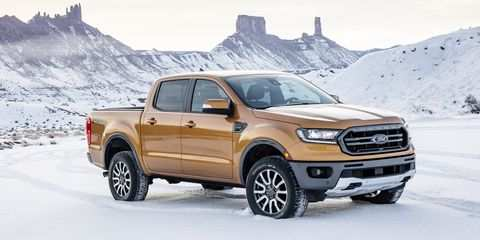 99 The 2019 Ford Ranger Usa Wallpaper