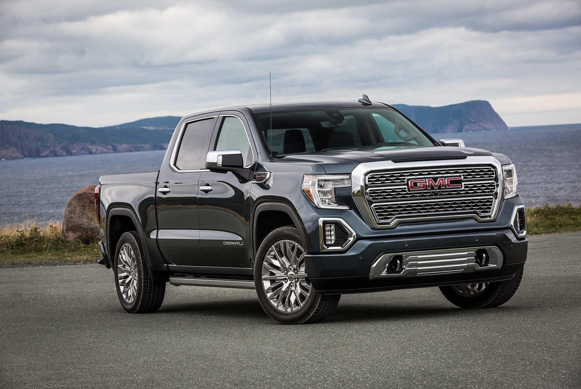 99 The 2019 GMC Sierra Spesification