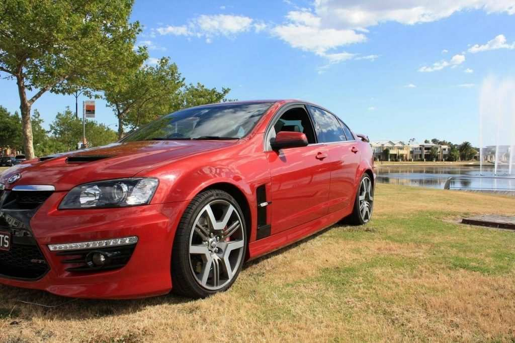 99 The 2019 Holden Commodore Gts Speed Test