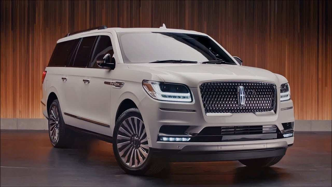 99 The 2019 Lincoln Navigator Review