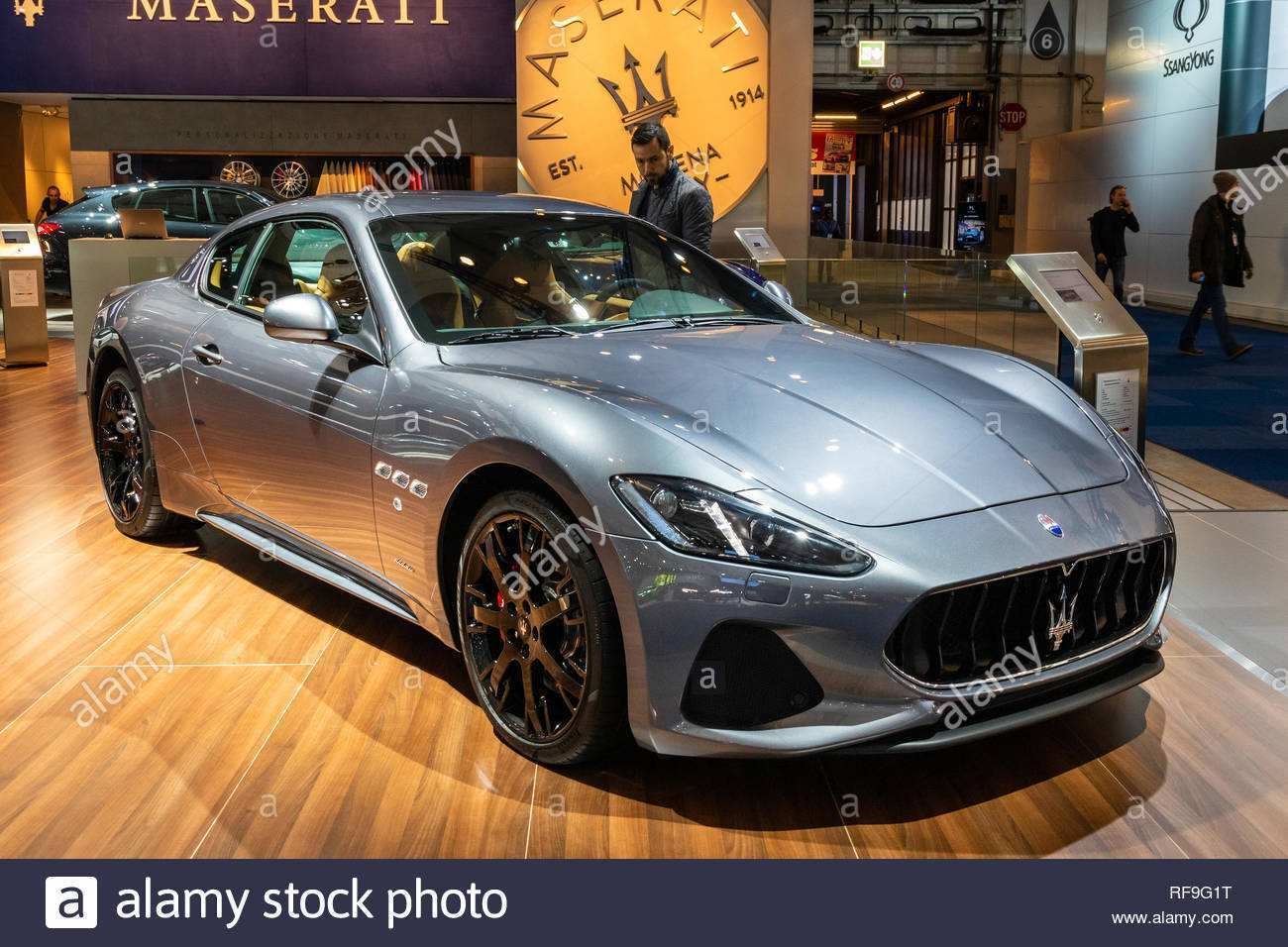 99 The 2019 Maserati Granturismo Review And Release Date