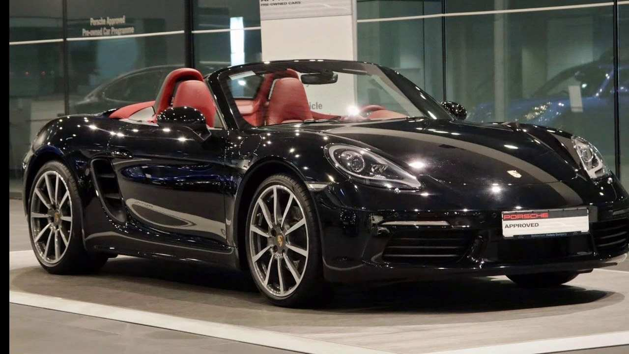 99 The 2019 Porsche Boxster S Model