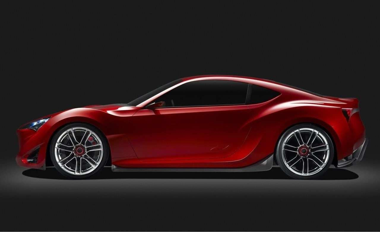 99 The 2019 Scion FR S Pictures